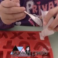 Les kids sont créatifs avec Joustra et le coffret Mon Alphabet!
