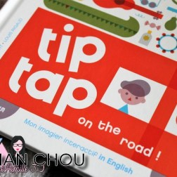 Tip Tap on the road!