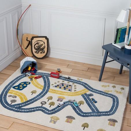 Tapis enfant Circuit