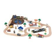 Circuit pour train KidKraft