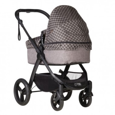 Poussette Cosmopolitan collection luxe + sac à langer Mountain Buggy