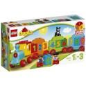 Train des chiffres Lego Duplo