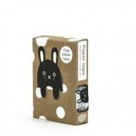 Masking Tape + Marque Page Noir et Blanc