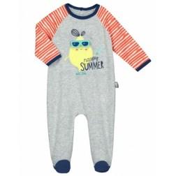 Pyjama bébé Happy Citron