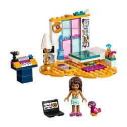 Lego Friends La chambre d'Andréa