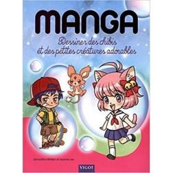 Manga dessiner des chibis et petites créatures adorables