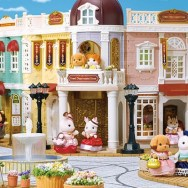 Sylvanian Families Town le grand magasin
