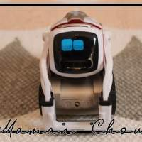 Cozmo le petit robot malin à adopter!