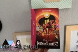 Les indestructibles 2 - Le roman du film