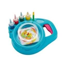 Twister fun peinture création oxybul