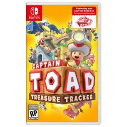 Captain Toad - Nintendo Switch