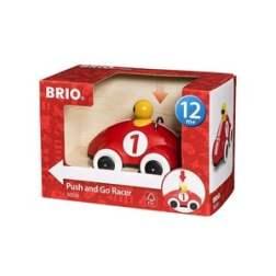 Voiture de course Push & Go - Brio