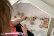 Maison de poupée en bois Petite Amélie