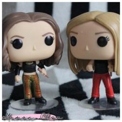 Funko Pop Buffy contre les vampires 2 Pack buffy faith