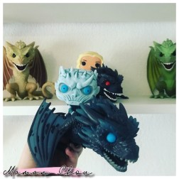 Funko Pop Game of Thrones Night King Viserion