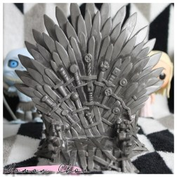 Funko Pop Game of Thrones Trone