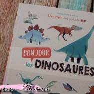 Bonjour les dinosaures