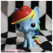 funko pop my little pony rainbow dash
