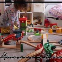 On stimule l'imagination des kids avec BRIO World!