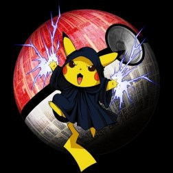 okiwoki pikachu star wars