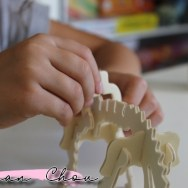 Maquettes dinosaures