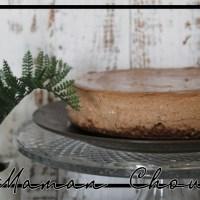 Recette: le Cheesecake au Nutella