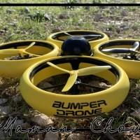Bumper Drone : un baptême de l'air sans choc