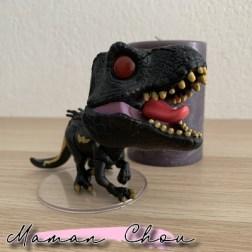 Funko Pop jurassic indoraptor