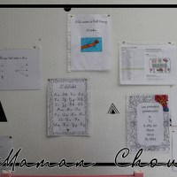 Notre école à la maison (et notre nouvelle organisation quotidienne)