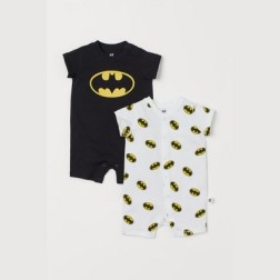 Ensemble pyjamas batman