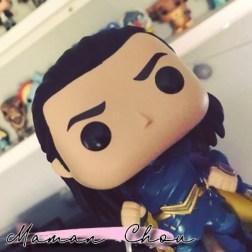 FUNKO POP - Avengers - Loki Sakaaran