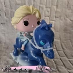FUNKO POP - Frozen 2 - Elsa Nokk rider