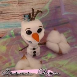 FUNKO POP - Frozen 2 - Olaf with Bruni