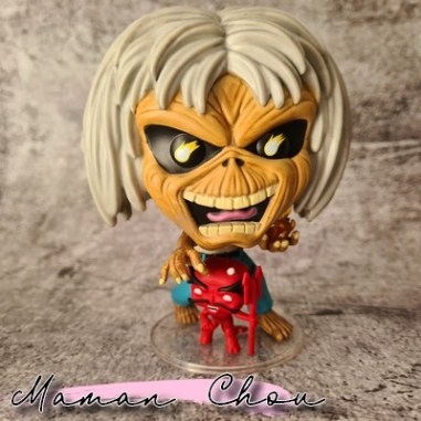 FUNKO POP - Iron Maider - The Number of the beast Eddie