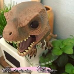 FUNKO POP - Jurassic Park - T-rex