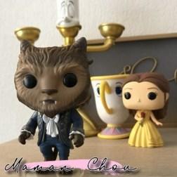 FUNKO POP - La Belle et la Bête - The Beast (movie)