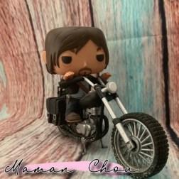 FUNKO POP - The Walking Dead - Daryl Dixon's Chopper (rider)