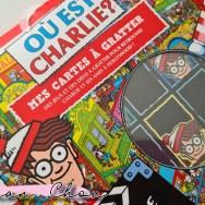 2021 - Cartes à gratter Où est Charlie ?
