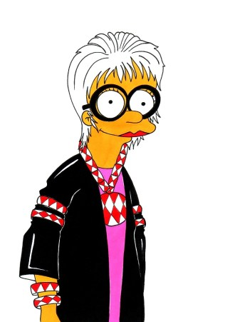 Marge-Simpson-Loves-Iris-Apfel-Fashion-Simpsons-Humor-Chic-by-aleXsandro-Palombo
