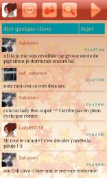 Ladytimer - Chat