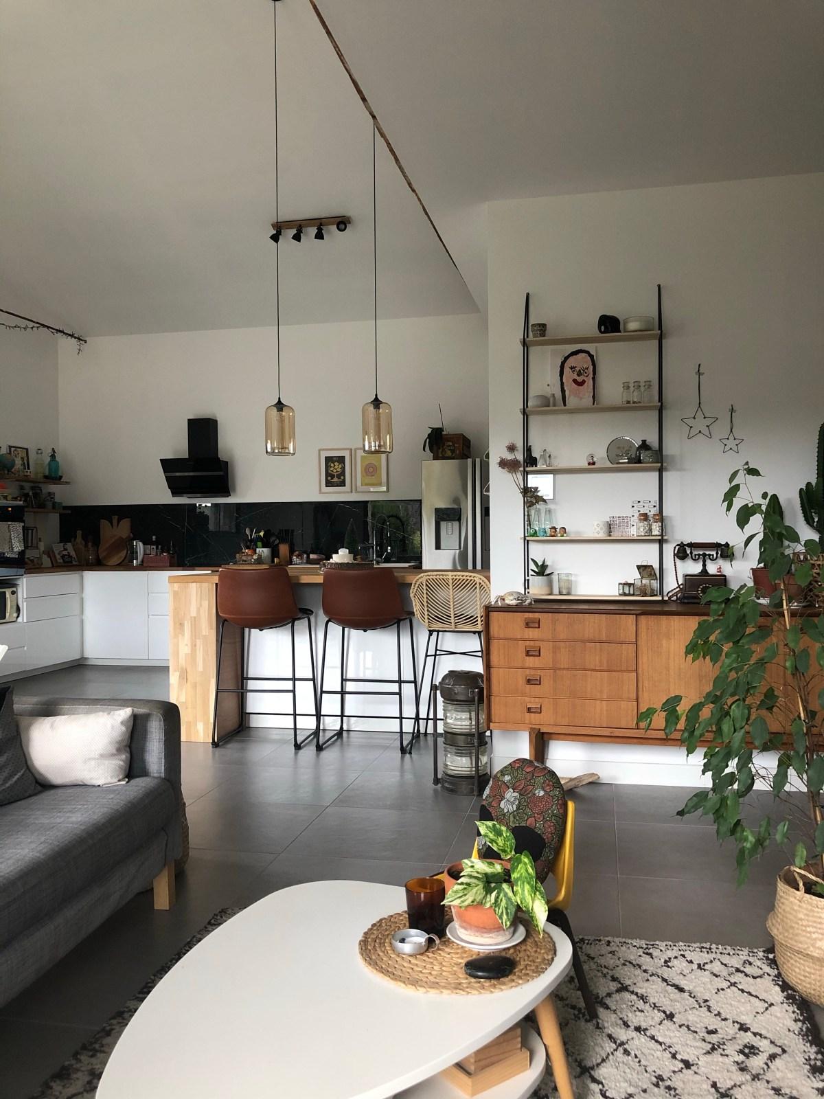 Sweet home #30 la cuisine ( suite )