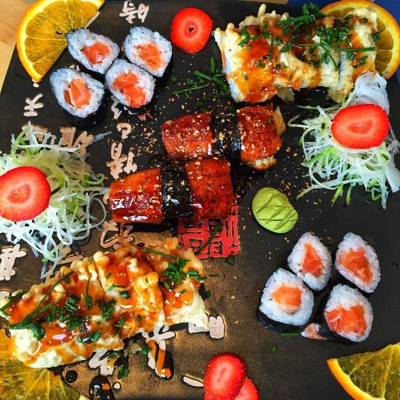 restaurante kashiwa