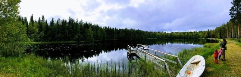 viajar a finlandia con niños kajaani