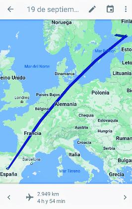 viajar a finlandia con niños Espanña