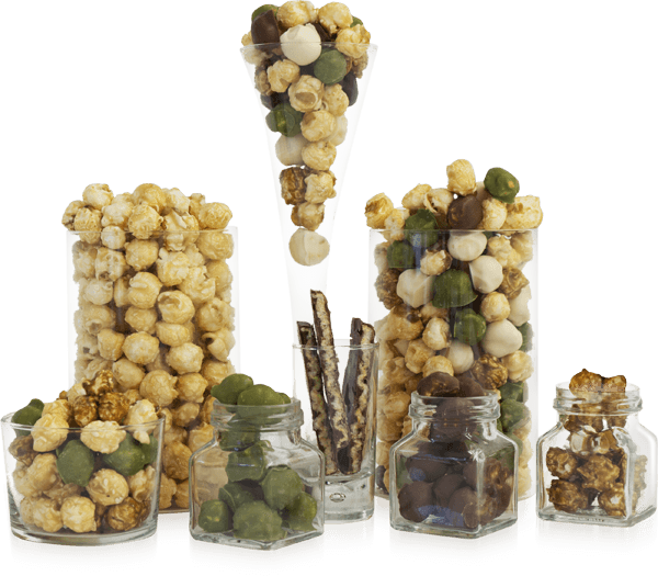 Le Pop-Corn original avec la maison GRAMM'S !