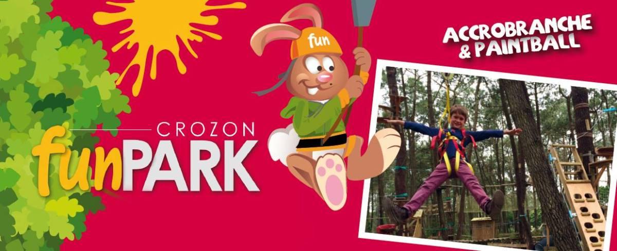 L'accrobranche branché de Bretagne, Fun Park à  Crozon