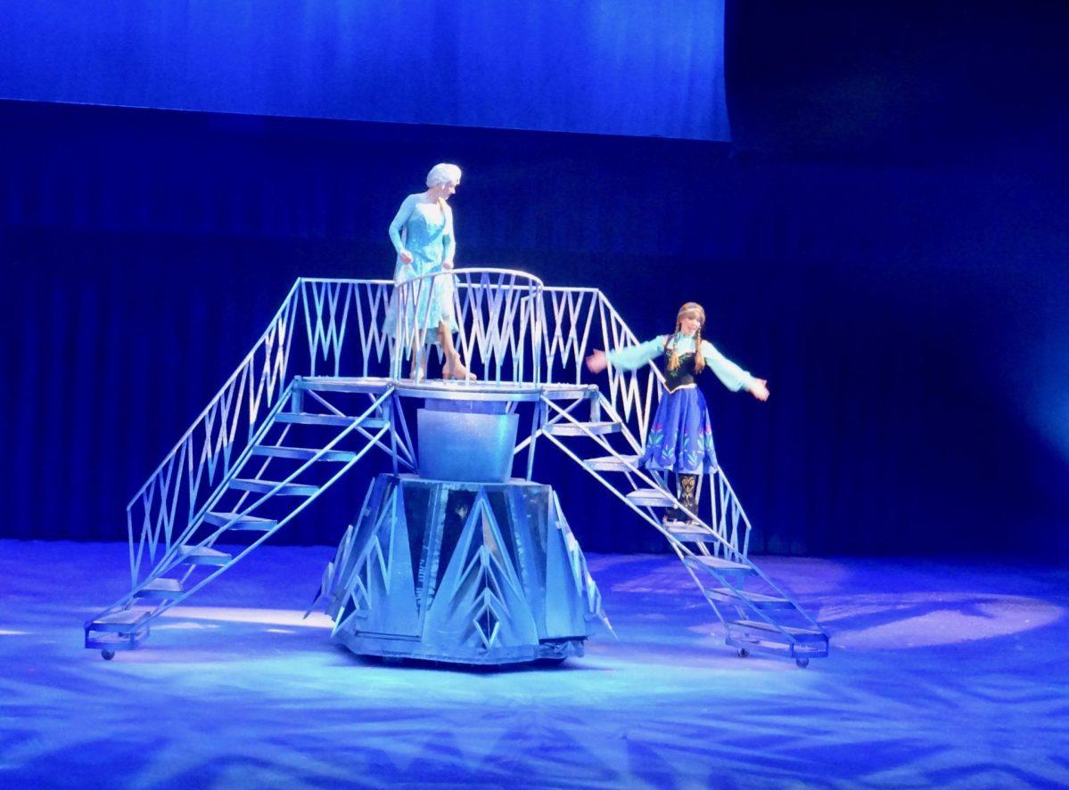 """Quand la magie opère sur la glace avec Disney sur Glace """" Le Voyage Imaginaire"""""""