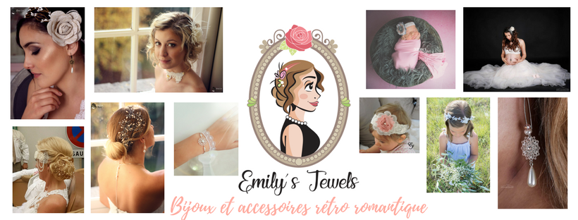 Le bandeau de chipie Emily's Jewels