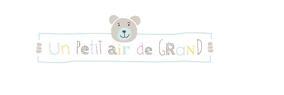 Un Petit air de Grand, la boutique en ligne tendance pour les bébés