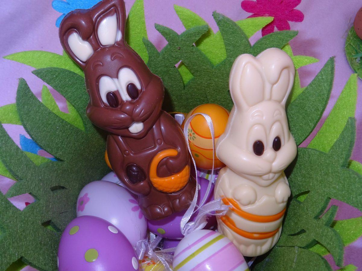 On découvre les chocolats de Pâques Libeert Belge